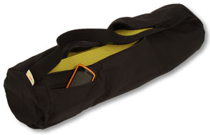 Zippered Yoga Mat Carrier Bag