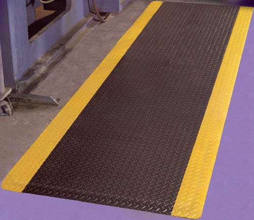 Ultimate Diamond Plate Anti Fatigue Mat