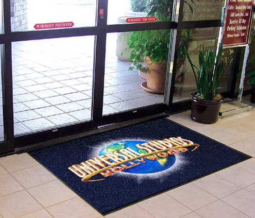 Carpet Mat With Your Company Logo Custom Sizes