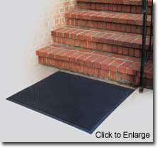 Rubber Mat For Outdoor Entrance