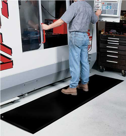 Anti Static Mat Office : Anti static esd fatigue mat with smooth top inch