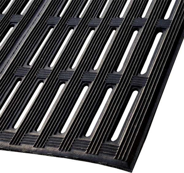 Counter Tred Non Slip Mat Provides Hight Traction And Open