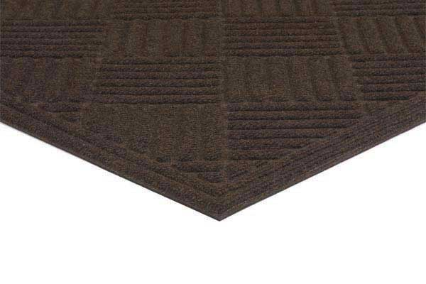 Crosshatch elegant building entry mats eco friendly - Industrial carpet runners ...