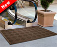 Crosshatch Entry Mat