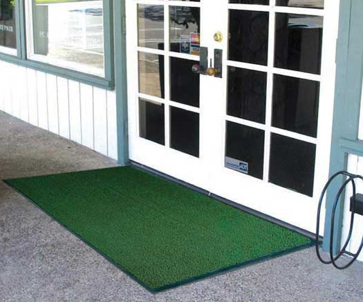 Outdoor Floor Mats: Looper Entrance Mat
