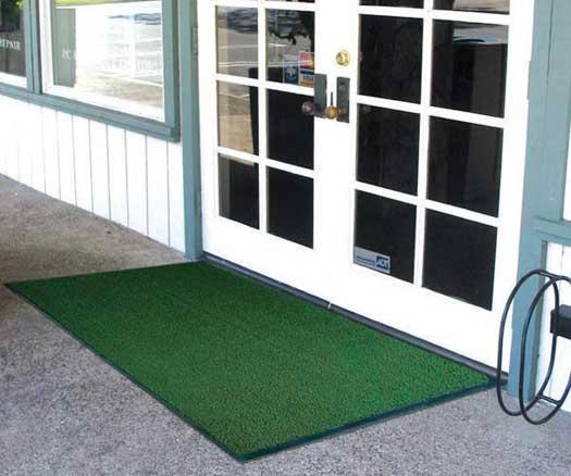Outdoor Floor Mats: Looper Entrance Mat