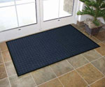 Luxury entrance mat