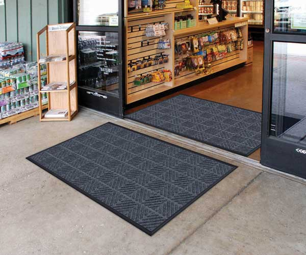 Large Commercial Entrance Mats Eco Friendly And Water