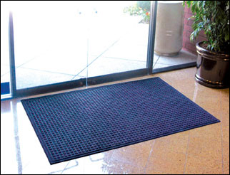 Rubber Backed Floor Mat: Royale Entrance Mat