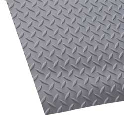 Dielectric Switchboard Mat - Diamond Deckplate