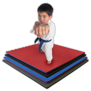Martial Arts Mats Interlocking Foam Puzzle Mats