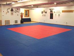 Martial Arts Flooring Jumbo Puzzle Mats