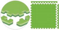 Lime Green Exercise Flooring