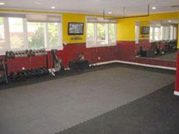 MMA Floor Mats - Workout Flooring