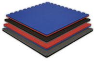 Interlocking Martial Arts Flooring Tiles