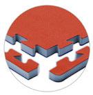 Martial Arts Floor Mats