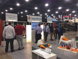 Trade Show Floor - SoftWood