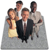Trade Show Floor- SoftCarpet