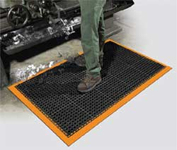 Safety Anti-fatigue Mat: Tru-Tread