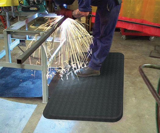 WeldMaster Anti-Fatigue Mat Surface