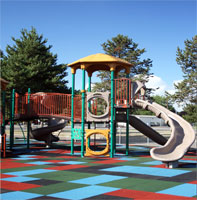 EPDM Playtop - EPDM Playground Surface