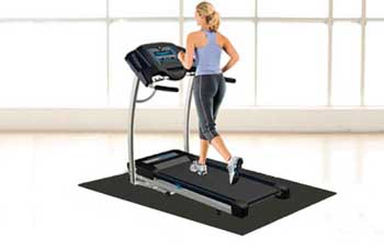 rubber treadmill mat / Exercise Equipment Mat
