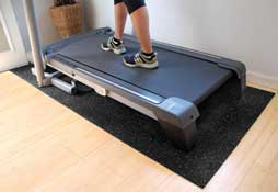 Interlocking Rubber Floor Tiles Sports Flooring