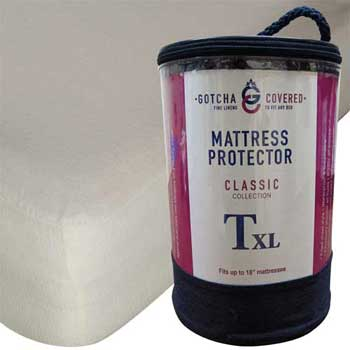 Waterproof Mattress Protector - Waterproof Bedding