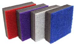 Colors for Carpeted Crosslink Roll