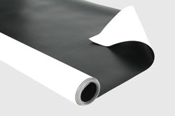 Vinyl Dance Floor White Black