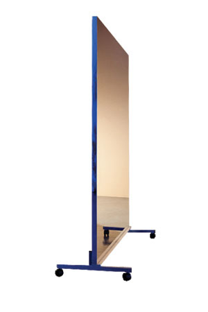 glassless mirrors mylar mirrors make the ideal dance mirror