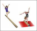 Balance Beams - Floor Balance Beams, Practice Balance Beam, Low Balance Beam and More