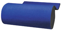 Carpeted Crosslink Roll