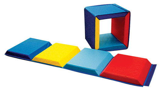 Kids Playmat - Fun Cube