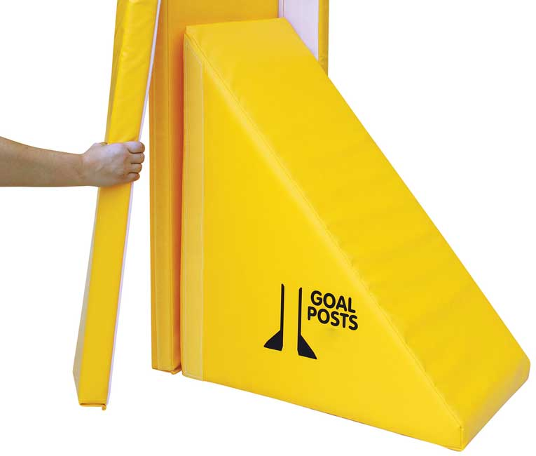 Goal Post Set Gymnastics Training Equipment