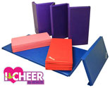 Purple Tumbling Mats