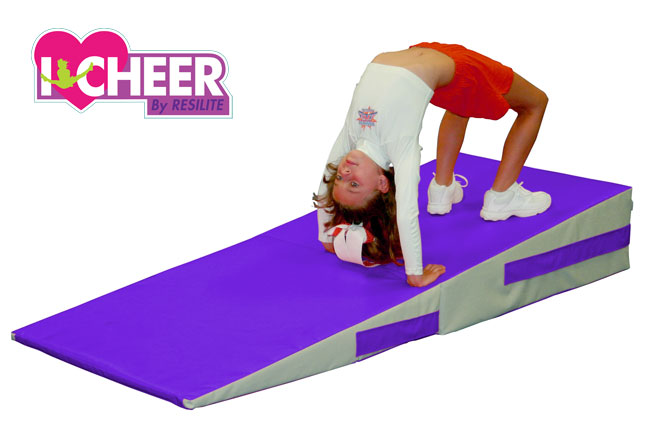 Purple Cheer Incline Mats And More
