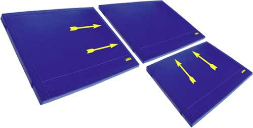 Gymnastic Mats Modular Landing Mats