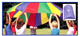 Parachutes For Children
