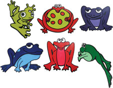 Fun Activities For Kids with Frogs