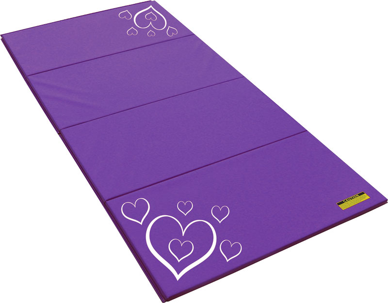 Unique Kids Gymnastics Tumbling Mat With Designs