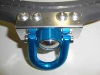 Rotator Twisting Belt - Gymnastics Spotting Belt With Mobility