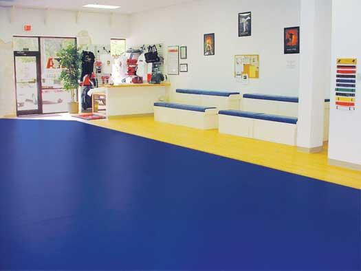 Seamless Floor