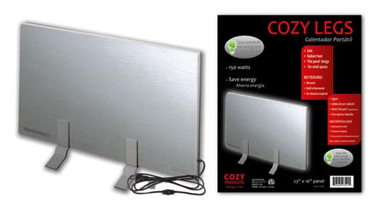 Flat Panel Radiant Space Heater