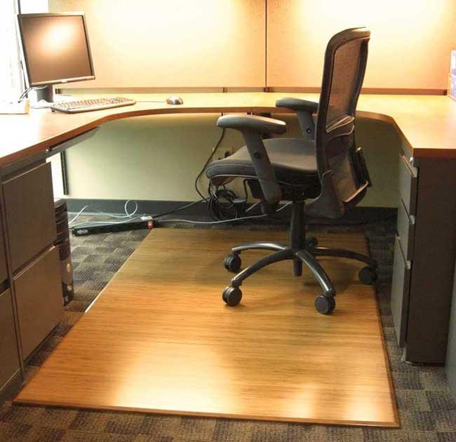 Rolling Chair Mat Wood Floor Office Chair Mats Carpet Hardwood
