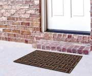 rubber door mat