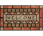 Colorful Entrance Mats For The Home