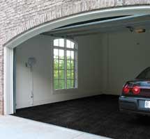 Rubber Garage Floor Tiles