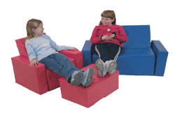 Kid Foam Furniture