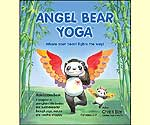 Yoga For Kids - Angel Bear Yoga Lesson Book